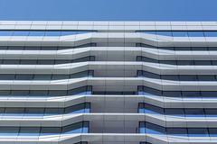 Facade in Amsterdam (Jan van der Wolf) Tags: map186463v facade gevel gebouw lines lijnen architecture architectuur amsterdam frogperspective kikvorsperspectief perspective perspectief lowpov