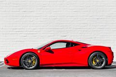 2018 Ferrari 488 GTB 3 (Luxury Cars Los Gatos) Tags: ferrari 488 ferrari488 rossocorsa