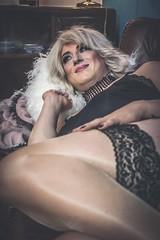 Dreaming in favourite lingerie (Annastasya) Tags: velvetdessous crossdress nastjasherer transworld transvestite transformation transgender transisbeautiful