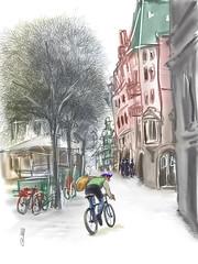 Lund (Z1810) #urbansketch #usk #worldofartists #urbansketchers #moleskine #sketch #artwork #urbansketching #inspiration #sketchart #streetview #sketchbook #sketchaday #usk #arts #illustrationartist #sketches #artworks #draw #art #sketchwalker #instadraw # (ArtMagenta) Tags: scribble doodle sketch drawing artmagenta