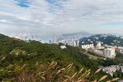 Vue sur Hong Kong (Seb & Jen) Tags: hongkong asia asie island victoria peak