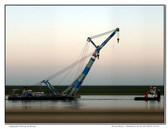 Anna Marie - Matador 2 (Morthole) Tags: slitscan ship boat schip boot barge binnenvaart schiff rheinschiff annamariematador2 sleepboot tugboat tug schlepper remorqueur