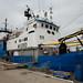 Barcos pesqueiros em Kirkenes