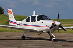 Cirrus SR 20 n° 2185 ~ F-HKCB  Cassidian Aviation (Aero.passion DBC-1) Tags: 2013 meeting châteaudun dbc1 david biscove aeropassion avion aircraft aviation plane airshow cirrus sr20 ~ fhkcb cassidian