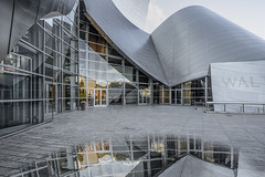 Walt Disney Concert Hall (rexzou) Tags: architect architecture building glass facade architectural photography arch famous landmark place reflection entrance