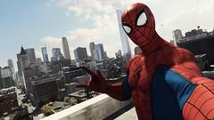 Marvel's Spider-Man (Badass Dream) Tags: marvel spiderman screenshot