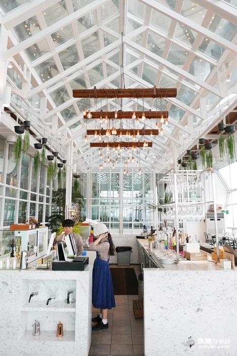 【韓國首爾】All Day Fresh Kitchen 世上全部的早晨 세상의모든아침│汝矣島最美50樓高空景觀餐廳│玻璃屋空中庭園 @魚樂分享誌