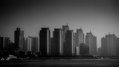 Shanghai at dawn (Dan Guimberteau) Tags: chine shanghai dxo photolab lightroom monochrome blackandwhite china