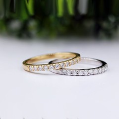 0.25ct.tw Diamond Wedding Band - 0.25ct.tw Diamond Wedding Band, 14K White, Yellow Gold Stackable Ring, Dainty Diamond Ring, 2.00mm Band, U Prong Setting, Wedding Ring.   Check out our website: https://spaceplug.com/0-25ct-tw-diamond-wedding-band.html . . (spaceplug) Tags: gift love photooftheday diamonds whitegold shop spaceplug like buy sell madeinnyc happy yellowgold nice gold amazing followus gorgeous finejewelry style handmade jeweley weddingband