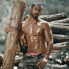 ERGOWEAR-EW0130-MAX-Mesh-bikini-black_c (ergowear) Tags: latin hunk bulge outdoor lumberjack sexy men ergonomic pouch underwear jockstrap