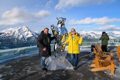 DSC_3100 (CEGPhotography) Tags: vacation travel canada banff mountains 2019 gondola banffgondola sulphurmountain banffnationalpark