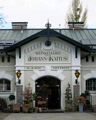 Weinkellerei Kattus (Don Claudio, Vienna) Tags: weinkellerei kattus wein sekt heiligenstadt döbling wien vienna johann shop