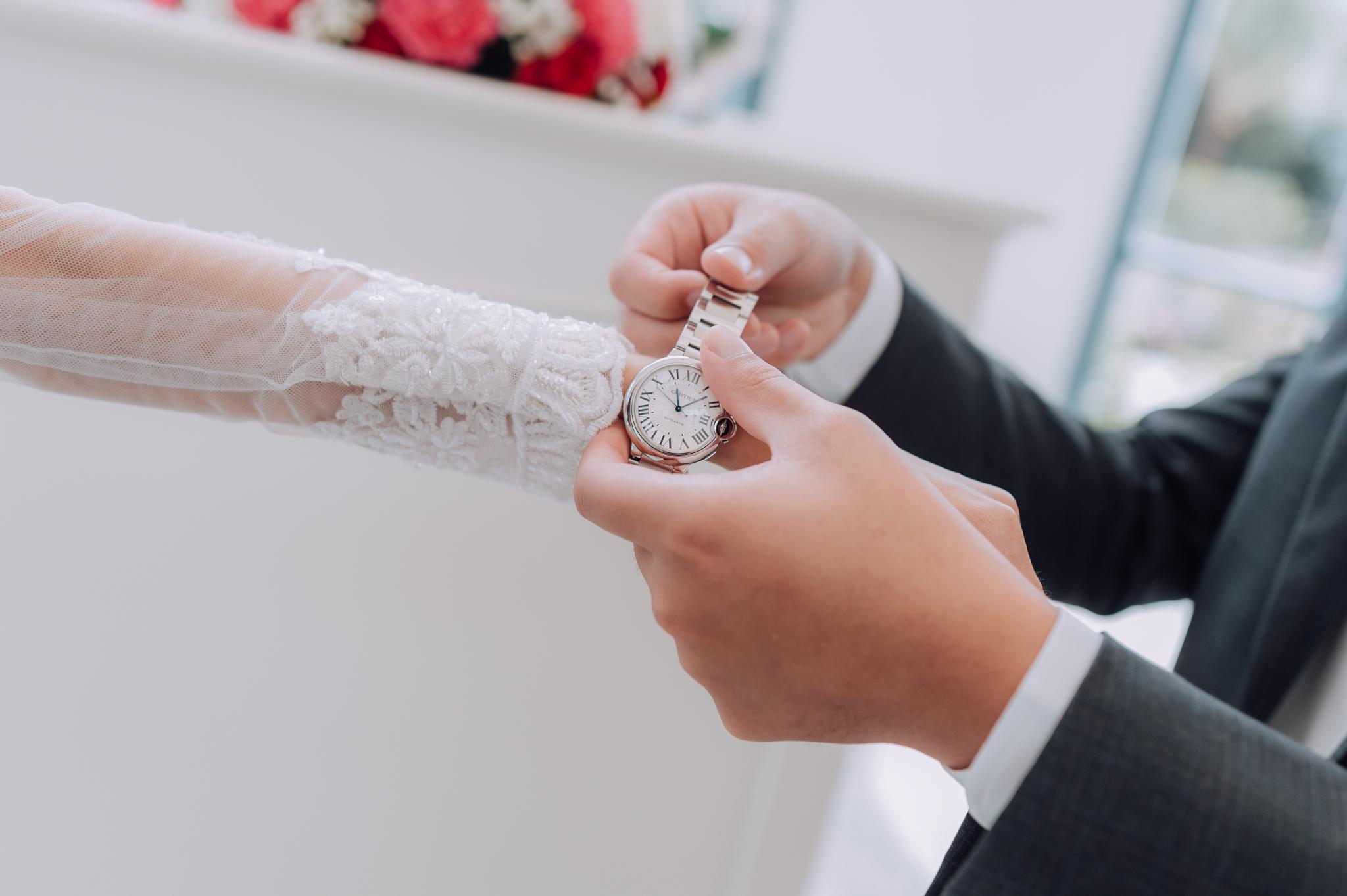 [桃園花田盛事] 婚禮紀實影像 培璿 & 瑾媛   婚攝 Eric Yeh   婚禮攝影