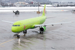 VQ-BQH S7 Airlines Russia A321 Salzburg Airport (Vanquish-Photography) Tags: vqbqh s7 airlines russia a321 salzburg airport vanquish photography vanquishphotography ryan taylor ryantaylor aviation railway canon eos 7d 6d 80d aeroplane train spotting lows szg slazburg salzburgwamozartairport wamozart austria