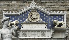 Firenze, Piazza della Signoria-P1190618p (Milan Tvrdý) Tags: firenze florence tuscany toscany italy italia piazzadellasignoria palazzovecchio david michelangelo michelangelosdavid piazza della signoria