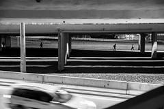 untitled (gregor.zukowski) Tags: warsaw warszawa street streetphoto streetphotography peopleinthecity candid urban urbanlandscape blackandwhite blackandwhitestreetphotography night nightlife peopleingeometry fujifilm cars