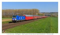 Br 193 848-9 EGP - Zellingen (CC72080) Tags: br193 egp zellingen vectron güterzug zug train locomotive locomotiva lokomotive treno merci db autozug