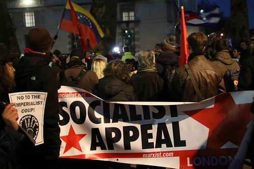 Oppose the imperialist coup in Venezuela!, From FlickrPhotos