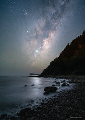 Rocky Rise (hakannedjat) Tags: milkyway astro astrophotography astroscape sony sonynz sonya7rii a7rii newzealand nz
