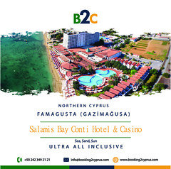 Print (Booking2Cyprus) Tags: salamisbayconti famagusta hotels cyprus northerncyprus