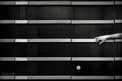 hand (grizzleur) Tags: minimal minimalism hand hands dark lowkey lines horizontal street streetphotography contrast candid fuji fujifilm fujilove xf56mm xt20