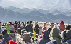 La grande muraille de Chine (louis.labbez) Tags: chine china labbez asie asia muraille mur wall montagne mountain hiver winter badaling