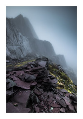 Dinorwig - January 13th (Edd Allen) Tags: mountain northwales wales clouds dinorwig landscape mountainscape atmosphere atmospheric sunrise nikond810 nikkor70200mm serene bucolic uk dinorwic quarry slate