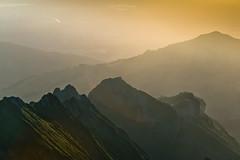 Alpstein view (Rita Eberle-Wessner) Tags: switzerland landschaft landscape schweiz appenzell alpstein säntis säntisgipfel sonnenaufgang sunrise berge mountains alpen alps magiclight berg himmel morgendämmerung dawn säntispeak schäfler ebenalp rhein bodensee