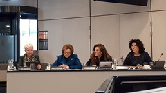 Discussion International Women's Day 2019 (Alta alatis patent) Tags: denhaag government discussion women binnenhof