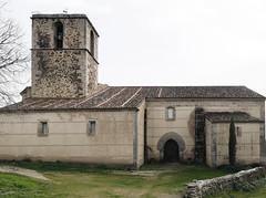 exterior Iglesia de la Asuncion de Granadilla Caceres 01 (Rafael Gomez - http://micamara.es) Tags: exterior iglesia de la asuncion granadilla caceres