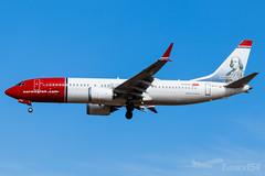 EI-FYD | Norwegian Air International | Boeing 737 MAX 8 | BUD/LHBP (Tushka154) Tags: hungary 737max8 spotter ferihegy budapest 737max norwegianairinternational eifyd norwegian boeing 737 aircraft airplane avgeek aviation aviationphotography boeing737 boeing737max budapestairport lhbp lisztferencinternationalairport planespotter planespotting spotting
