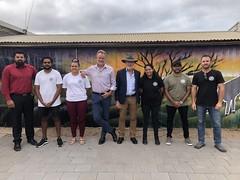 RSAS team, Ceduna, SA, 04/02/2019