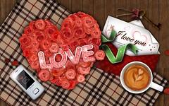 791352 (andini142) Tags: coffee latte love