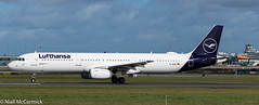 D-AIDA Lufthansa Airbus A321-231 (Niall McCormick) Tags: dublin airport eidw aircraft airliner dub aviation daida lufthansa airbus a321231