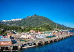Ketchikan (Per@vicbcca) Tags: sony dscrx100m4 alaska cruise nieuwamsterdam hollandamerica hal seascape ketchikan sun landscape