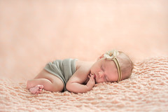 not a worry in the world (andrewkovalchuk) Tags: newborn baby child girl soft light nikon 85mm babygirl newbornphotography newbornbaby