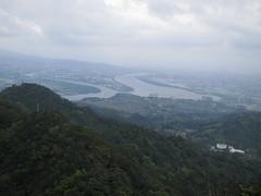 IMG_5896 (kenner116) Tags: 台灣 taiwan 新北 newtaipei 觀音山 guanyinshan guanyinmountain 淡水河 danshuiriver tamsuiriver 社子島 sheziisland