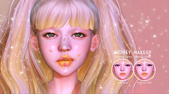 THIS IS WRONG Honey Makeup - 2nd exclusive for Spring Flair 2019 (THIS IS WRONG owner) Tags: exclusive spring flair honey bee makeup applier