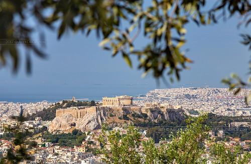_MG_9383 - Athenian Acropolis skyline