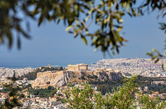_MG_9383 - Athenian Acropolis skyline (AlexDROP) Tags: 2017 europe greece athens greek acropolis travel color city urban cityscape daylight temple architecture history skyline canon6d ef241054lis best iconic famous mustsee picturesque postcard