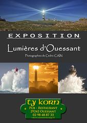 Expo Ty Korn 2019 (cedric.cain29) Tags: cedriccaïn ouessant îledouessant iroise bretagne finistère phare lumièresdouessant paysages bzh expo tykorn