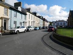 Aberystwyth - Laura Place (Dubris) Tags: wales cymru ceredigion aberystwyth architecture building lauraplace