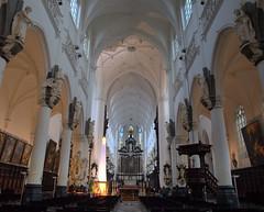 St.Paulus 6 (Phil*ippe) Tags: saint paulus church antwerp blackwhite black white tomb statue angel sword philippus paul
