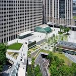 都市広場の再生の写真