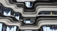 Fashion Building (Hans Veuger) Tags: nederland thenetherlands amsterdam houthavens danzigerkade tommyhilfiger calvinklein fashioncampus nikon b700 coolpix nederlandvandaag twop phv phveurope architecture architectuur mvsaarchitects mvsa