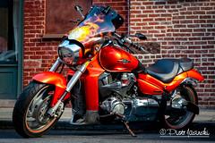 Suzuki Boulevard M109R (Karlgoro1) Tags: carl zeiss planar t 1485 contax cy sony alpha a7r ii mirrorless digital camera ilce7rm2 manhattan new york city street vehicle road suzuki boulevard m109r bike motorcycle