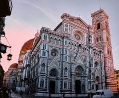 Florence Cathedral (abhishek.verma55) Tags: dome duomo italy italia italian urban tower church cathedral building florence firenze tuscany toscana beautiful street facade exterior outdoor outside outdoors arch architecture architectural europe eurotrip unesco unescoworldheritagesite heritage old ancient florencecathedral colour color colorful colourful wanderlust dreamvacation vacation travel travelphotography traveller landmark monument famous famousmonument famousplaces morning sunshine religion ornate square steeple renaissance oldchurch exploration urbanexploration