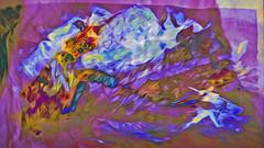 (K)AnalArt_43d Vater und Sohn (wos---art) Tags: bildschichten kanal art three communication kommunikation flowers blumen tulpen rosen farbkomposition sakrale räume