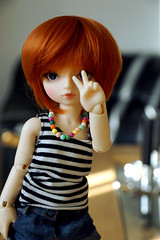 Chibi!Gerda (daggry_saga) Tags: abjd bjd balljointeddoll doll vo volks yosd elena