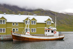 Siglufjordur (jmarnaud) Tags: iceland 2018 summer family siglufjordur muséum sea harbour walk herring fishing food